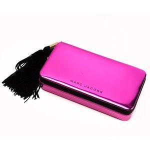MARC JACOBS Pink Lip Set Bag